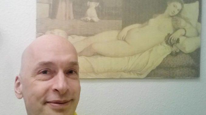 Viktor Leberecht mit Tizian